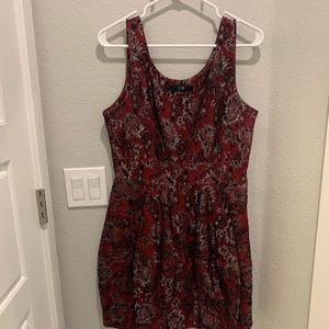 Forever21 holiday dress